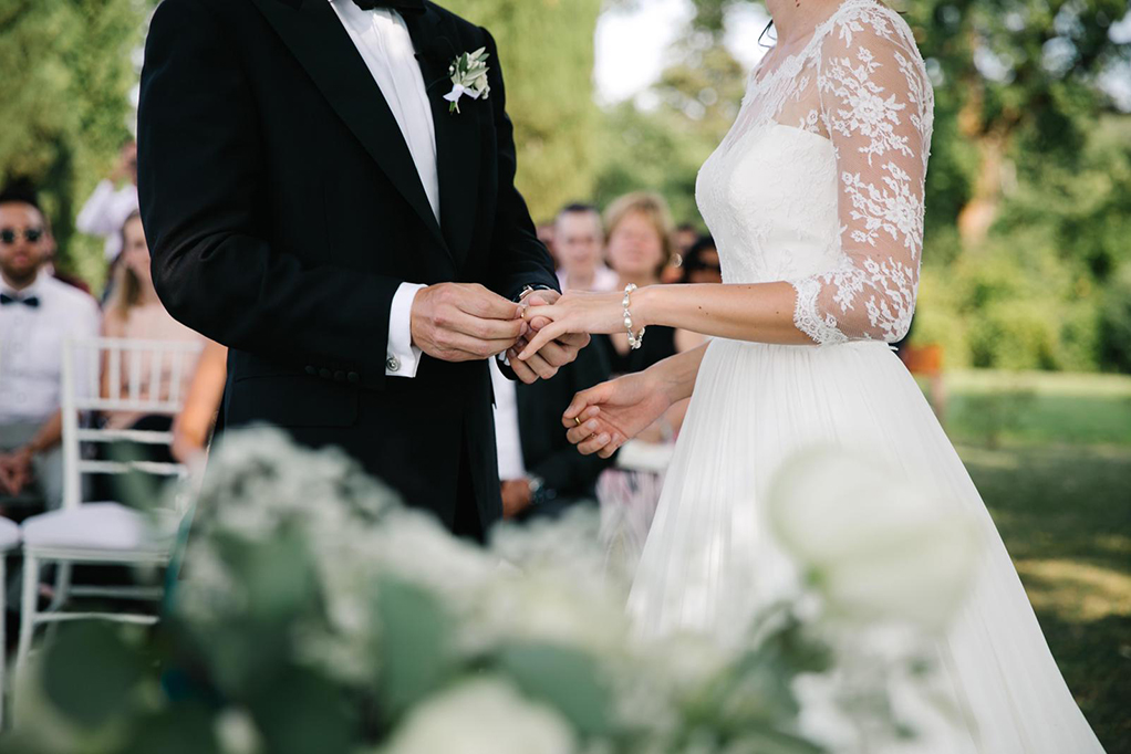 How to organize your italian wedding